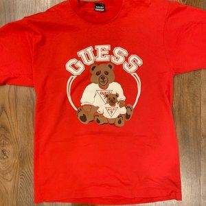 Vintage Guess Screen Stars t shirt